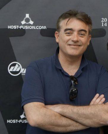 Pedro Santos de Fusion-Host